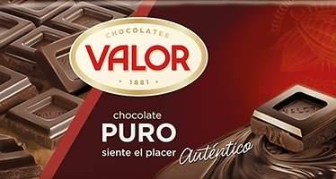 Chocolates Valor gana un 26% más en 2017 y eleva sus ventas hasta los 117 millones