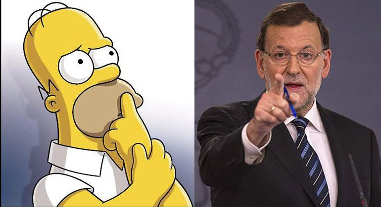 Homer O Rajoy Adivina A Quién Pertenecen Estas Frases