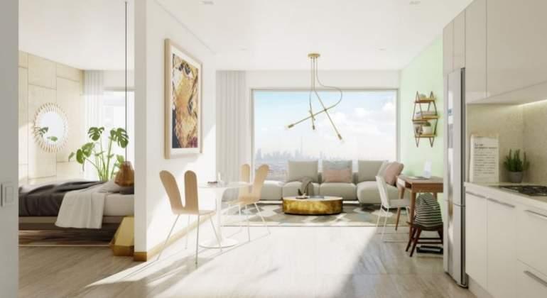 Sale a la venta la primera promoción de viviendas en bitcoins