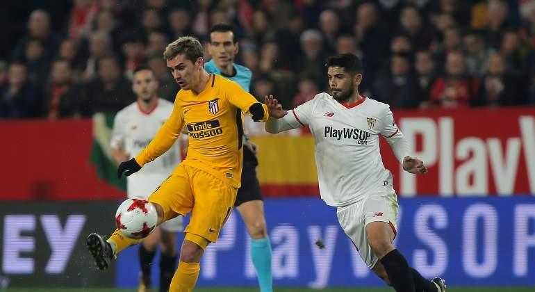 En directo: Sevilla - Atlético de Madrid
