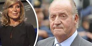 La hija secreta del rey Juan Carlos es una aristócrata