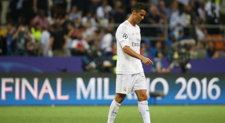 Así fue el día más difícil de Cristiano Ronaldo en la final de la Champions 3a0394a24f717