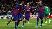 Messi salva el debut de Setién ante un Granada con diez