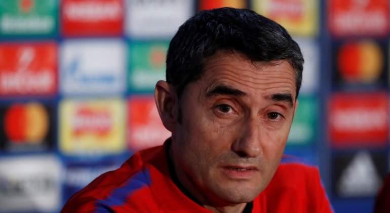 Valverde: Cualquier momento es malo para enfrentarte al Chelsea