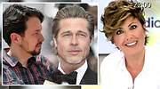 Me ha dicho que se parece a Brad Pitt: Sonsoles Ónega habla con Iglesias tras cortarse la coleta