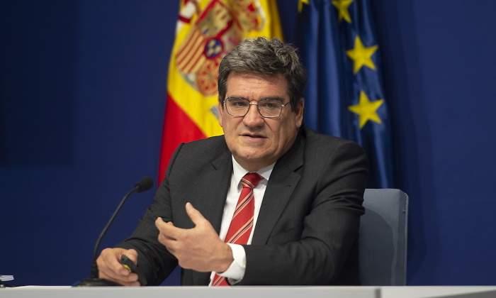 Escrivá aparca para 2022 la mayor parte de las reformas en pensiones prometidas a Europa
