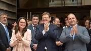 Mnica Oltra Comproms Ximo Puig PSPV y Martnez Dalmau UP EFE