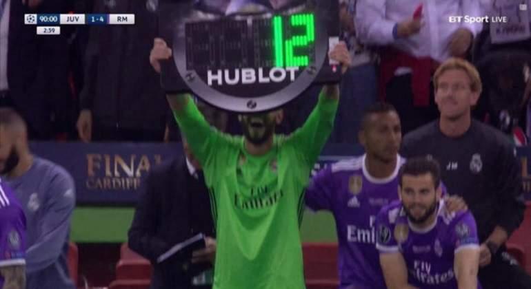 La celebración más alocada de la Duodécima: Kiko Casilla ...