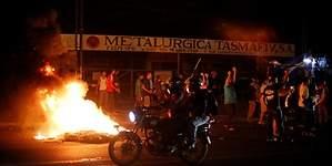 Daniel Ortega denuncia una conspiración en las protestas