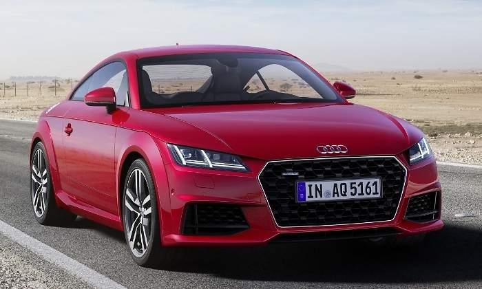 Nuevos Audi Tt Cupé Y Roadster Más Equipamiento Y Motores Más