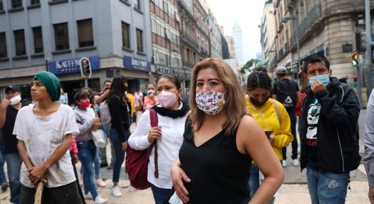 México coronavirus corte lunes 28 de septiembre
