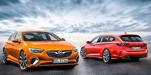 El Opel Insignia GSi ya se vende en España con dos versiones