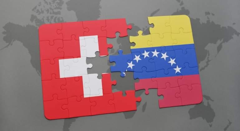 Suiza impone sanciones contra Venezuela y funcionarios venezolanos