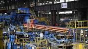 La industria se detiene: Sidenor para 20 días tras subirle la luz un 300%