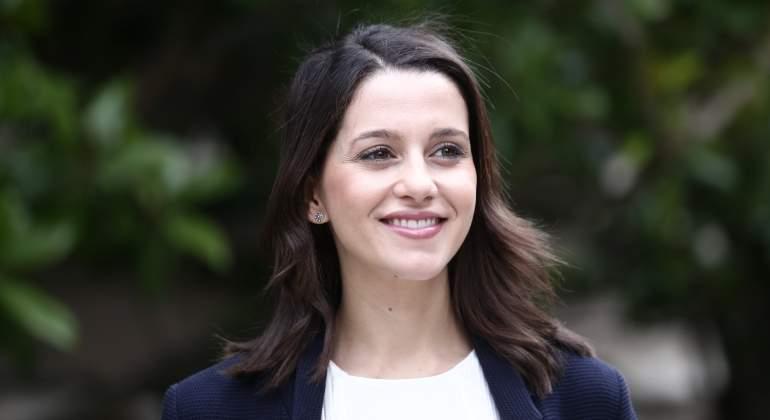 Inés Arrimadas: Apoyaré a Iceta si gana, espero que él haga lo mismo
