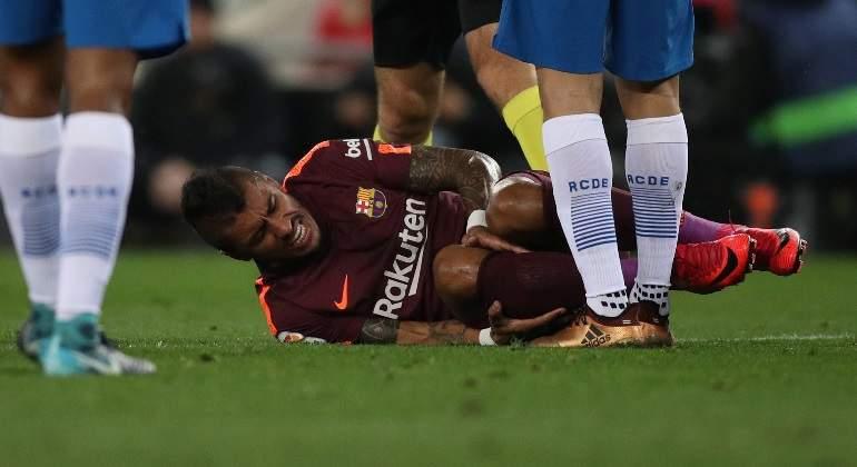 El Barça respira ante la lesión de Paulinho