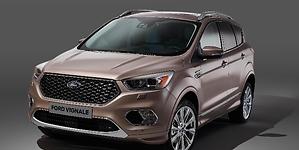 Ford Kuga Vignale: una alternativa para gente premium