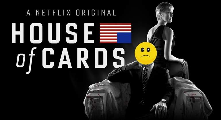 Confirman temporada final de House of Cards, sin Kevin Spacey