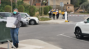 Comerciantes chinos de El Albir han donado al Ayuntamiento de LAlfs del Pi 9000 mascarillas