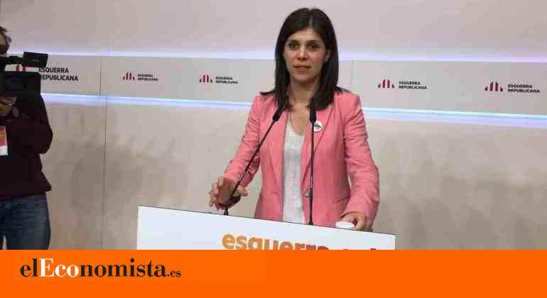 ERC pospone a después de Navidad un eventual acuerdo para investir a Pedro Sánchez