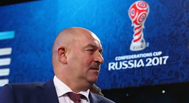 Rusia Copa Confederaciones 2017. Cherchesov ante su gran oportunidad frente al combinado nacional de su país. Economiahoy.
