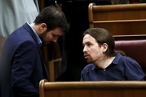 Garzón exige ir por Madrid el 26J