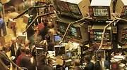 Lunes negro de 1987: el parqué de Wall Street hizo crash