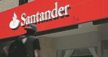 Banco Santander se la juega esta semana en su zona de soporte clave