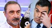 Qué necesidad de hacer el ridículo: Herrera se mofa de Sánchez tras su encuentro fugaz con Biden