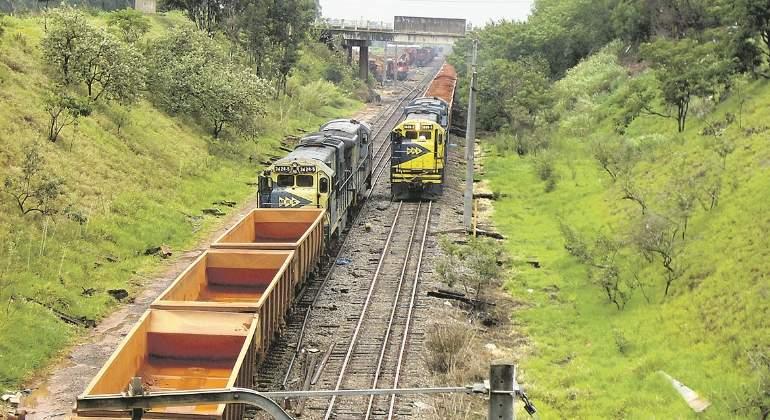 Parte el primer tren de mercancías entre Reino Unido y China