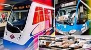 Día negro para moverse por Madrid con la huelga 24 horas en los autobuses de la EMT y Metro de Madrid
