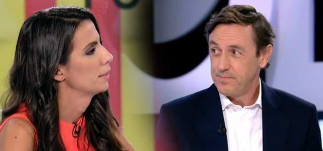Ana Pastor pone en aprietos a Rafael Hernando con TV3