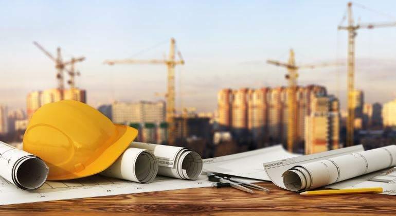 La construcción se refuerza y 'crea' ya un 23% de las nuevas empresas en España