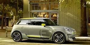 BMW estudia fabricar Mini eléctricos en China