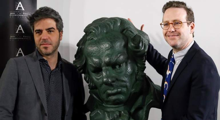 Goya-ErnestoSevilla-JoaquinReyes-29enero2018-EFE.jpg