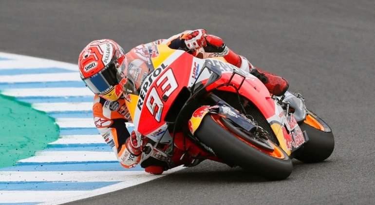 Márquez no da opción a sus rivales y conquista el Gran Premio de Francia