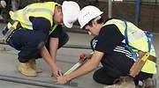 Los jóvenes no quieren subirse al andamio: el problema generacional que atraviesa el sector de la construcción