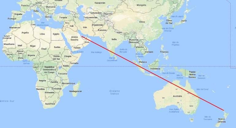Catar nueva zelanda el viaje en avi n m s largo del mundo for Cuantas empresas hay en europa