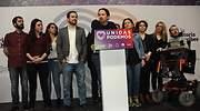 El Tribunal de Cuentas detecta más de 400.000 euros en gastos irregulares de Podemos para las elecciones del 28-A