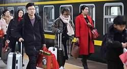 China veta el tren y el avión a quienes sean poco cívicos