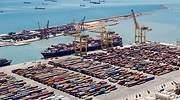 El Puerto de Barcelona retorna a niveles prepandemia en mercancías