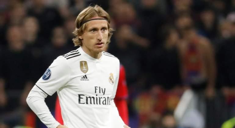 Filtran una posible lista del Balón de Oro 2018 con Luka Modric como ganador a4953b86b3c06