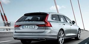 Volvo S90 y V90: un importante paso hacia la conducción autónoma