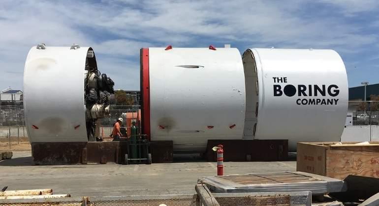 Una tuneladora para combatir el tráfico: la increíble idea del fundador de Tesla sigue adelante