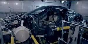 Así se prepara el BMW i8 Roadster en la fábrica antes de ser presentado