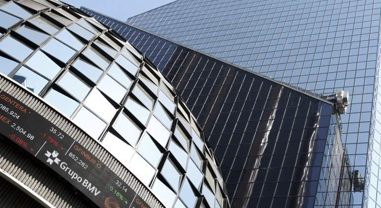 Bolsa Mexicana pierde, en línea con mercados globales