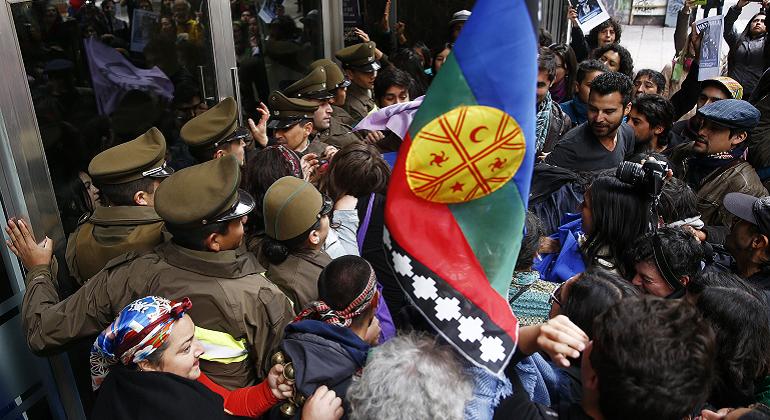 Se radicaliza el conflicto mapuche en el sur de Chile - eleconomistaamerica.cl