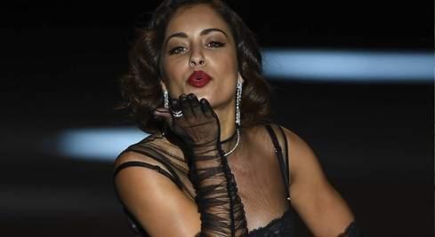 Hiba Abouk, la modelo más sexy de Andrés Sardá