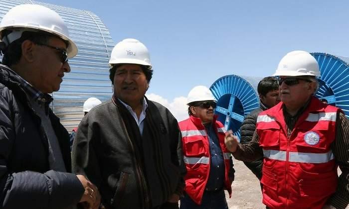 Resultado de imagen para litio bolivia