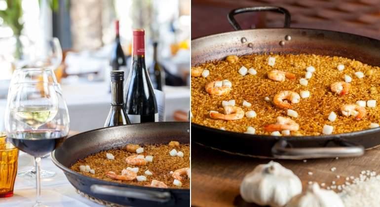 Restaurante Rocacho, para paladear buenos arroces y paellas en Madrid -  elEconomista.es